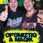 Optimiztiq-Magik-Syren-Live at Blacksheep-Feb22