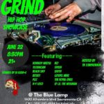 Grind Hip Hop Showcase-Blue Lamp-June 22nd